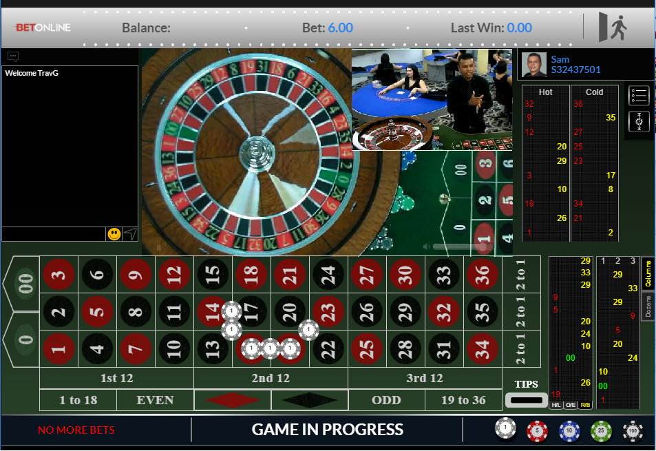 Online Roulette For Real Money In Usa