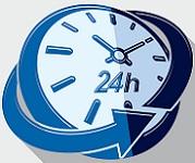 Buka 24 Jam Sehari