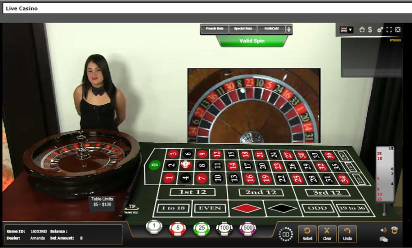live casinos online for usa