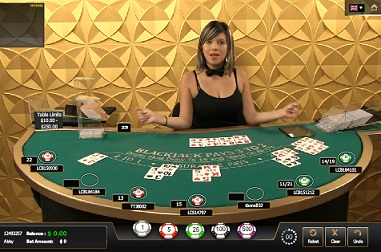 Usa Live Dealer Blackjack Online Live Blackjack Usa Casinos